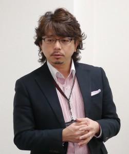 第8代 ネットワーク委員 委員長 原田大輔